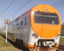Morocco: ETCS Level 1 Rabat - Casablanca Line