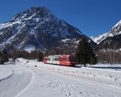Switzerland: modernization of the Saint-Gervais Vallorcine line