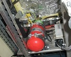 Italy: Fire extinguishing system assessment