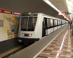 Hungary: Budapest metro