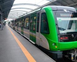 Lima metro line