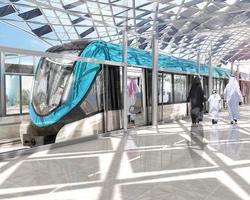 SAUDI ARABIA: Riyadh metro project Line 1 (Blue Line), Line 2 (Green Line)