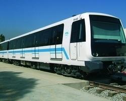 Algeria: Line 1 of the Algiers metro