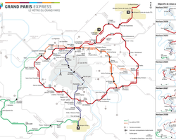 Safety assessment of lines 15, 16, 17 and 18 of Grand Paris