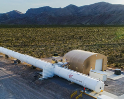 USA: Independent Verification Service - Hyperloop One