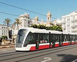 ALGERIA: ORAN TRAMWAY