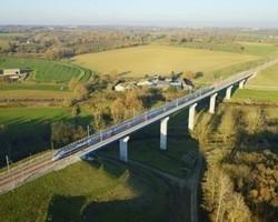 France: Bretagne Pays de la Loire High Speed Line