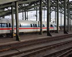 ICE 3 rolling stock - Siemens