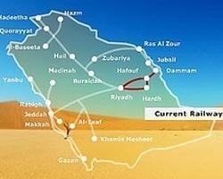 Saudi Arabia: Dammam - Riyadh Line