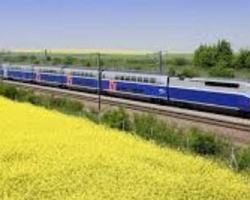 France: Alstom'S TGV 2N2 High Speed train