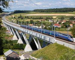 France: Rhin-Rhône high-speed line – Eastern Branch