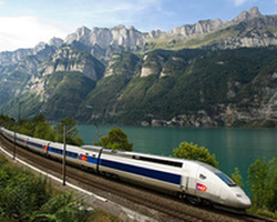 France: Haut-Bugey conventional line